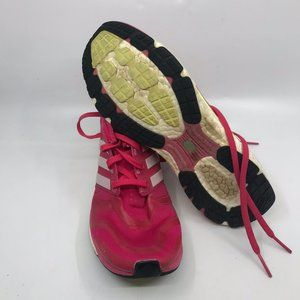 Adidas ENERGY BOOST Red Sneakers Size: US 9